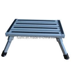 De Ladder van de Stap van de Voetenbank van het Aluminium van de Kruk van het Huishouden van de Kruk van rv