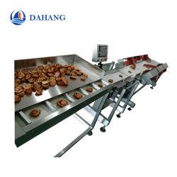 En demandant à propos Prix pour le poids de la machine de tri pour les poissons/huîtres/Ormeaux