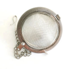 Infuser le thé en acier inoxydable 304 bouteilles de thé pour le thé de la crépine