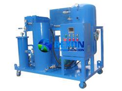 O vácuo do purificador de óleo para purificar a matéria-prima óleo de cozinha usado para produção de biodiesel