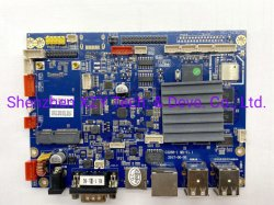 Motherboard Android, Design Personalizado Motherboard, Rk3288 (2G+8G) , clique duas vezes Lvds China placa PCB
