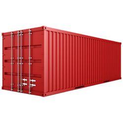 carico asciutto del container di 20FT per memoria e l'oceano marittimo Seavan del contenitore