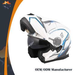 Les hommes adultes Casque Casque circonscription Mx casque de moto qualifiés de la CEE Hot Sale casque de moto