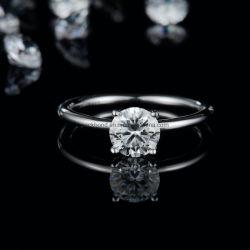 شهادة الجودة العالية من Gra Moissanite Diamond D EF فضفاضة Moissanite حلقات 1 كارات بالجملة قطع مختلفة vs مويسانيت الماس المحاجر السعر