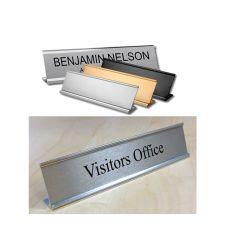 OEM Metal Etsing Business Aluminium naamplaatje