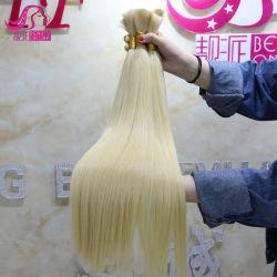 Bhf 100% Human Flechten Haar Bulk Maschine Gemacht Remy Gerade Indien Haar Bulk lange Länge 100g natürliche Blonde Haare