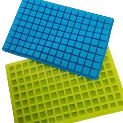 Fabrik Preis Haushaltsgeräte Wiederverwendbare Kunststoff-Form Große Runde Schokolade Formen