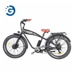 """El año 2020 Popular neumáticos Hummer el depósito de grasa E-Bike Venta caliente Long-Lasting de 26"""" de la unidad trasera motocicleta bicicleta eléctrica de 750 W de Li-ion"""