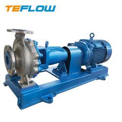 Acier inoxydable de produits chimiques corrosifs Alkali Pompe centrifuge Fabricant de pompe