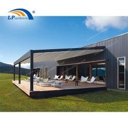 Ferngesteuiertes Aluminium-Dachsystem, das Ihren Platz benemmen kann