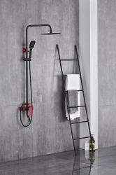 2020 Best Sellers S281 de la lluvia de luz LED de cuarto de baño ducha ducha conjunto