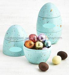 Spezielle Form-Geschenk-Zinn-Kasten-Ei-Form als Spielzeug für Kind-Disney-Lieferanten