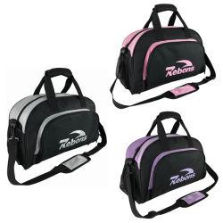 靴コンパートメントが付いている2020のカスタムロゴの黒人男性のダッフルバッグの体操のスポーツ袋の荷物旅行袋