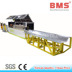 BMS C&U89のトラスライト鉄骨フレームの温室の溝は機械ライトゲージ機械の形成を冷間圧延する