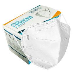 Ce/FDA 먼지 N95 방호마스크 처분할 수 있는 KN95 FFP2 가면