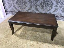 La vente directe d'usine Table basse en bois centre de table