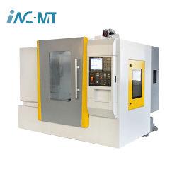 Maandelijkse aanbiedingen Factory VMC machine 850A 3-assige 4-assige Freesmachine centreren verticale CNC-freesmachine