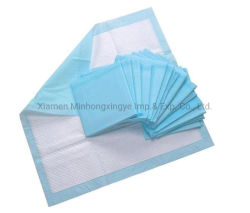 China Hospital Manufacturee Medic Incontinentes descartáveis Underpad Adulto Grande Bed Pad