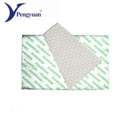 Impressão personalizada Embalagem Descartável uma folha a folha de papel papel hambúrguer