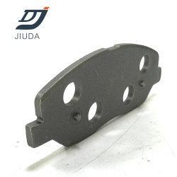 D1384 D1202 Bremsbelag-rückseitige Platten für KIA