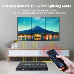 Fabrieksprijs Multi Screen 4K Spliting Controller Processor1X6, 2X2, 2X3, 3X2 Video Wall Controller
