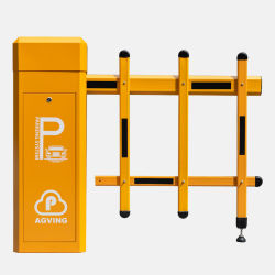 Barriera braccio recinzione controllo accesso veicolo barriera di parcheggio
