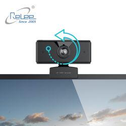 Hotsale fábrica 2020 1080P HD USB de PC Mic Webcamera con función de visión nocturna