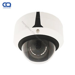 2MP Vollfarben- und IR-Dome-Netzwerk-Kamera mit Gesichtserkennung