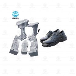 Bottes de sécurité Chaussures DIP de PU du moule du moule pour les chaussures en cuir de décisions dans la machine italienne