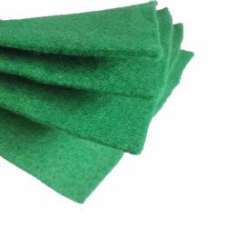 Настраиваемые 100 г/кв.м. - 800 г/кв.м. Geotextile для окружающей среды, белый и зеленый/черный Geotextile