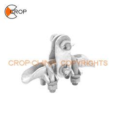 Suspensión de la aleación de aluminio de sobrecarga de la abrazadera de montaje de la línea de alimentación