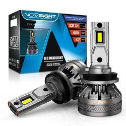 H11 le témoin Auto LED avec la Voiture projecteur 60W et Kit Xénon 22000LM Lampe 6500K