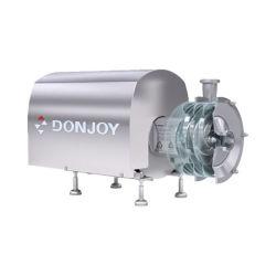 3أ مضخة مياه الطرد المركزي متعددة المراحل عالية الرأس من درجة الطعام لـ كريم العناية الشخصية