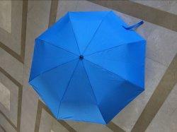 최고 빛 3 접히는 우산, Alu 프레임 (BR-FU-165)