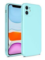 Cassa liquida fine Shockproof del silicone del foro TPU per il iPhone 11