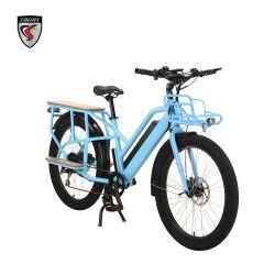 Bici elettrica della E-Bici di Ebike del E-Carico della bicicletta di consegna E del carico dell'alimento della famiglia