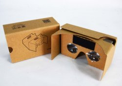 Lunettes de réalité virtuelle Vr Google carton lunettes 3D V2
