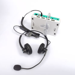 녹음기를 가진 8 SIM 자동 다이얼 4G GSM Fct