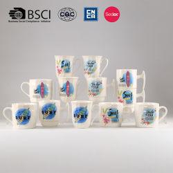 2020 nuovo stile Ceramica varia modelli tazza da caffè con Disegno dell'organismo dell'oceano
