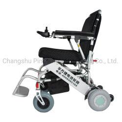 リチウムイオン電池が付いている電動車椅子のスクーターを折るセリウムのアルミ合金のポータブル