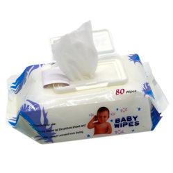 OEM de boa qualidade/Neutro ODM toalhetes de Cuidados do bebé