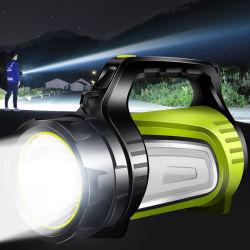 super heller im Freien HandPortable 20W USB-Gewitterleuchte-Fackel-Scheinwerfer-MultifunktionsSpekulation-Lampe