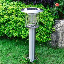 Killer комаров новые лампы 2021 водонепроницаемый черно-белый светодиодный индикатор синий органа битами Bug элемент питания