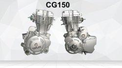 Cg125/CG150 Motor /Venta caliente 125cc/150 cc uno de los cilindros de motos de cuatro tiempos refrigerado por aire