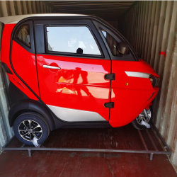 Nieuwe Auto van de Stijl van China de Nieuwe voor Volwassenen met het Certificaat van de EEG L2e