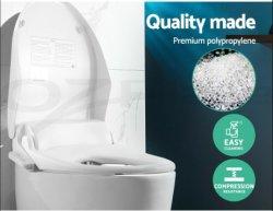 O logotipo OEM WC eléctrico inteligente de marca Seat com controle remoto