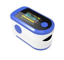заводская цена на выходе пальцев цветной цифровой дисплей OLED Пульсоксиметра оксиметра устройств