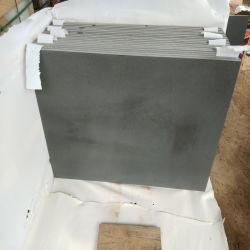 Basalto scuro/grigio-chiaro/nero del Hainan per il rivestimento parete/del pavimento/pavimentare