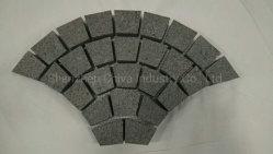 De Sésamo natural de granito negro Real/Original/auténticos/G654/Tejas losa/encimera Adoquines adoquines al aire libre