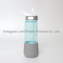 Bottiglia di acqua esterna portatile astuta della caldaia di corsa con l'altoparlante senza fili di Bluetooth